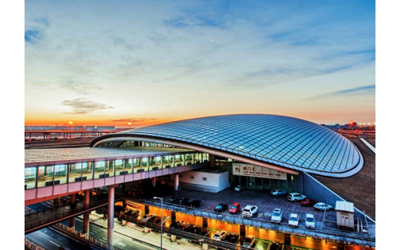 守护国门 首都机场